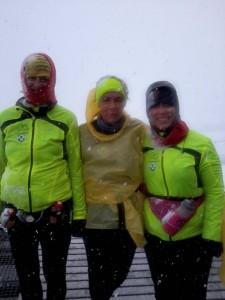 Erna, Guðrún og Steinunn